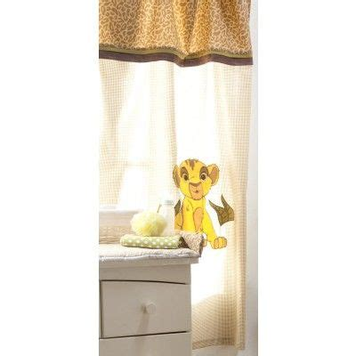 lion king curtains 17 best ideas about lion king nursery on pinterest lion