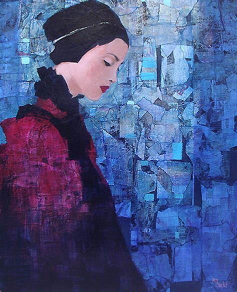 artist biography in french richard burlet painting ego alterego com