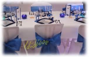 d 233 corations pour mariage bleu marine et nacre
