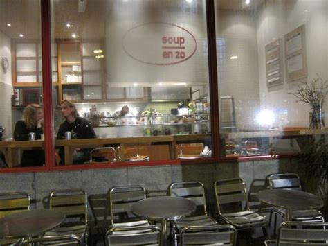 Soup Kitchen Amsterdam by Front Of This Hole In Wall Soup Kitchen Picture Of Soup