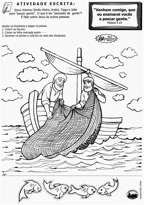 Fonte: | NT Roeping apostelen / wonderbare visvangst Jesus