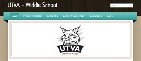 Middle School Website by Middle School Utva Learning Coach Website