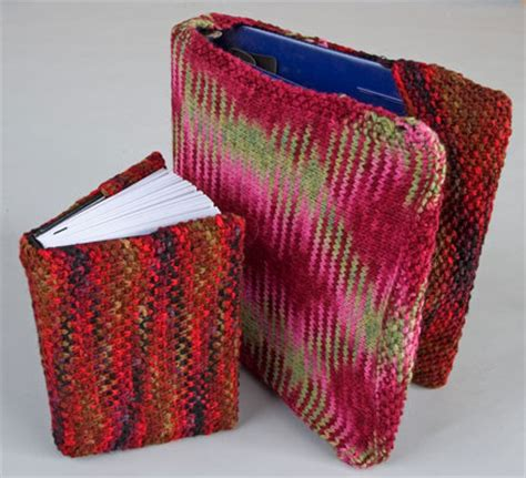 knitting pattern notebook back to school covers for books binders notebooks