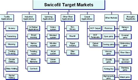 Non Woven Carpet by Swicofil S Other Target Markets Overview