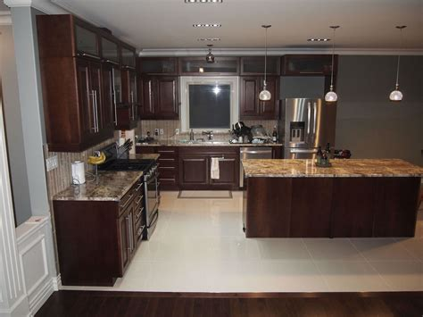 walnut kitchen cabinet china guanjia kitchen s walnut solid wood kitchen cabinets with granite tops kc031 photos