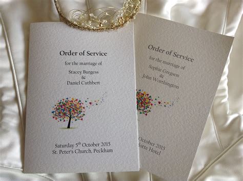 midnight glimmer order of service sarah wants stationery