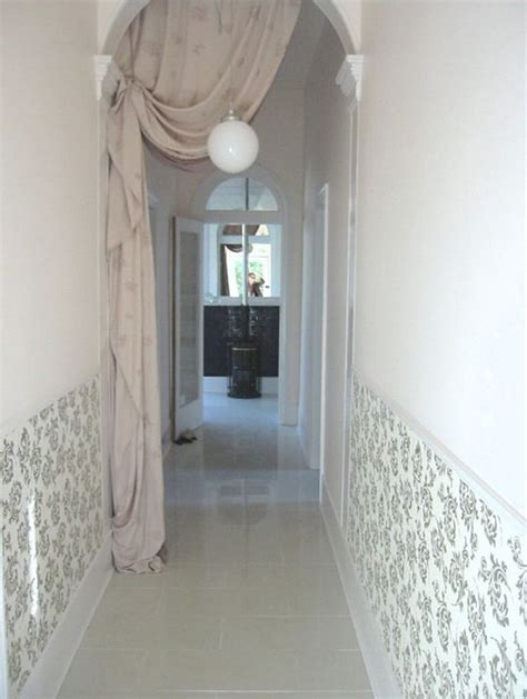 narrow foyer design 80 best images about decorating hallways on