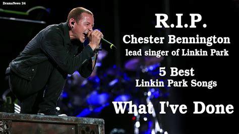 best linkin park songs top 5 best linkin park songs top 5 lagu terbaik linkin