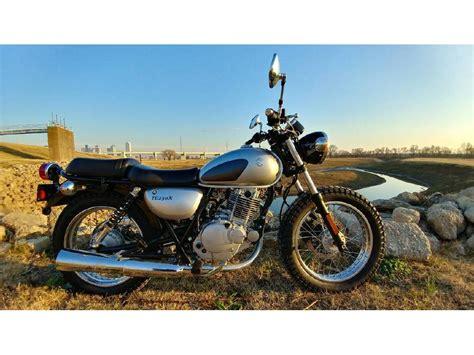 Suzuki Motorcycles Dallas 2015 Suzuki Tu250 For Sale 18 Used Motorcycles From 2 969
