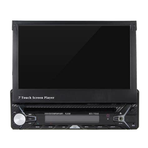 Mp3 Usb Owlol 838 7 inch 1 din bluetooth car mp5 mp3 dvd player stereo audio usb sd aux fm radio ir sale