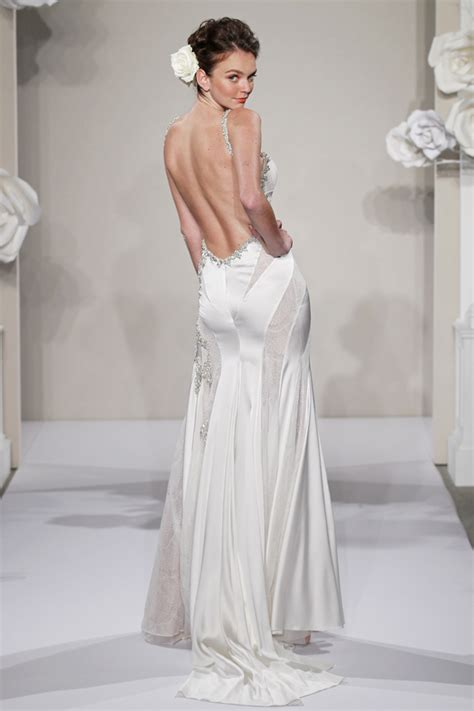 Backless Gown backless wedding gowns