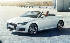 2015 audi tt roadster gets official prior to 2015