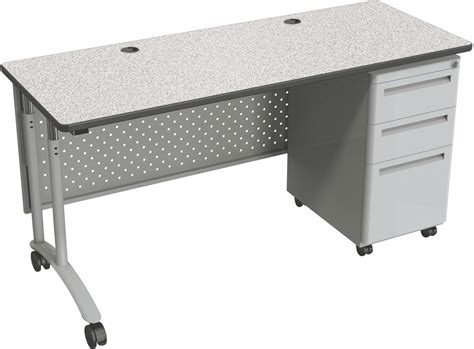 standing desk modesty panel standing office desk perforated modesty panel