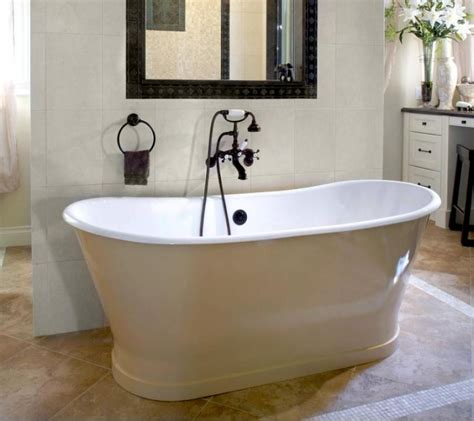 cheviot balmoral cast iron bath