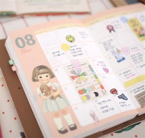 monthly design magazine korea korea monthly planner pictures to pin on pinterest pinsdaddy