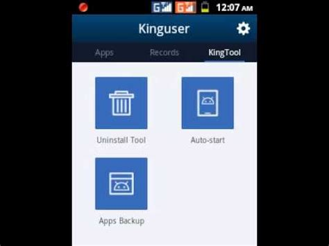 kinguser apk como ser usuario root con kinguser en el movil android doovi