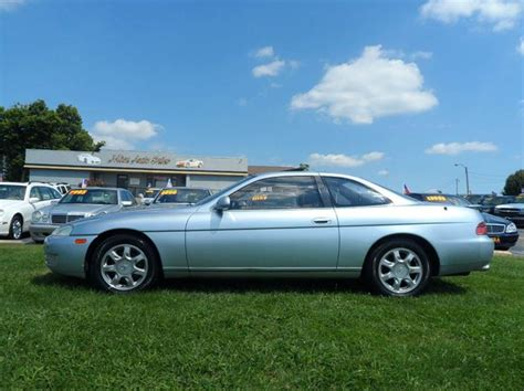 lexus sc400 blue lexus sc 400 for sale in maryland carsforsale com