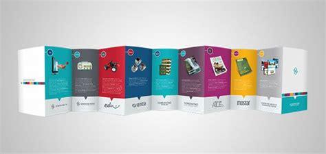 depliant design inspiration 29 best images about folded brochure design on pinterest