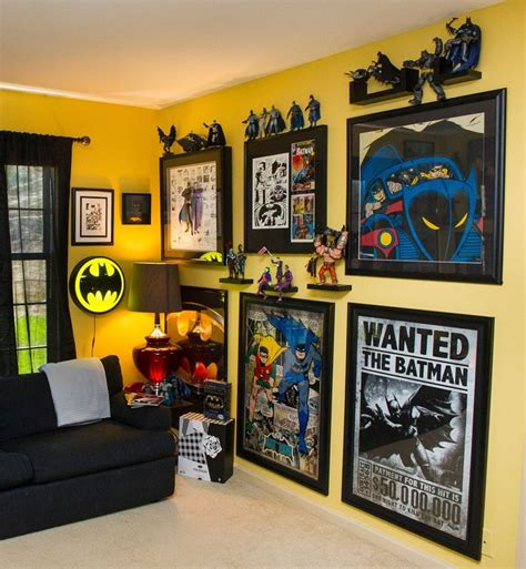 comic bedroom ideas best 25 geek decor ideas on pinterest geek room nerd