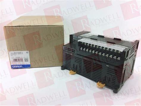 Plc Omron Cp1h X40dr A Cp1h X40dr A cp1h x40dr a by omron buy or repair at radwell radwell