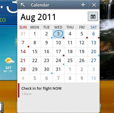 G Calendar Widget Q Samsung Touchwiz Calendar Widget Android Development