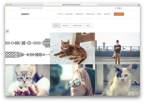 best artist portfolio websites 18 best portfolio website templates html