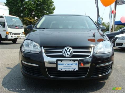 black volkswagen 2010 black volkswagen jetta se sedan 69524114 photo 2