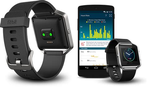 Which Fitbit Tracks Floors - fitbit blaze review tracks exercise rate