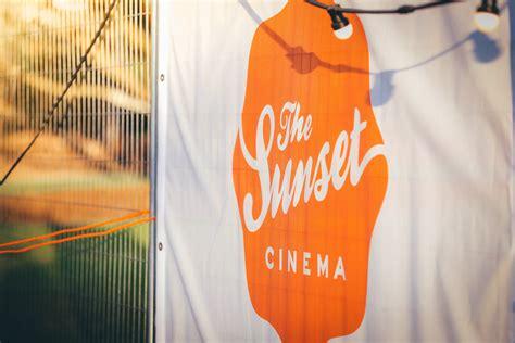 Sunset Cinema Botanic Gardens Sunset Cinema In Mount Coot Tha Botanic Gardens Food Wine Travel