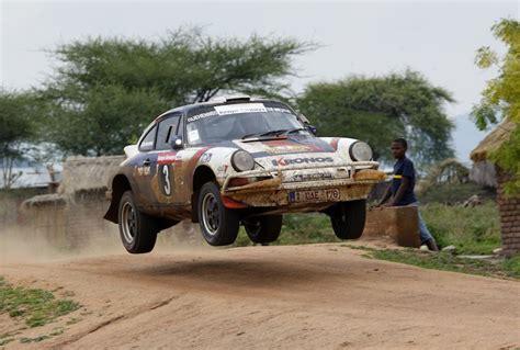 african safari car east african safari classic rally 2011 report photos