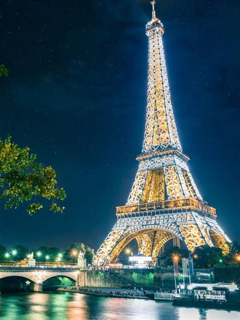 wallpaper eiffel tower paris hd  world
