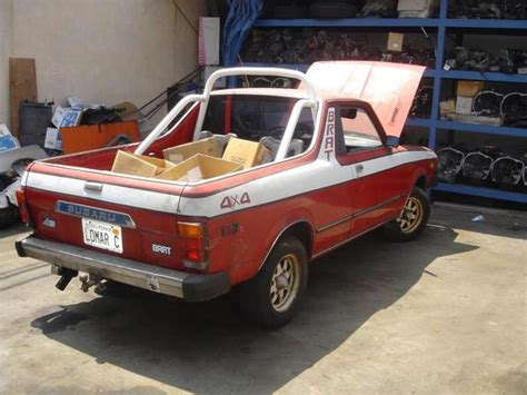 1978 subaru brat for sale xxspeedxx 1978 subaru brat specs photos modification