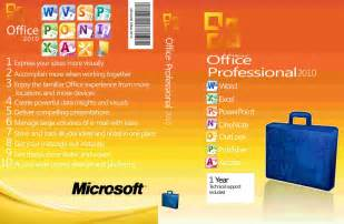 microsoft office professional plus 2010 version