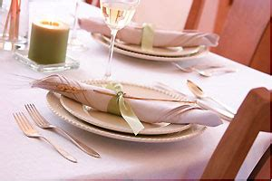 how to set a table taste of home how to set a table taste of home