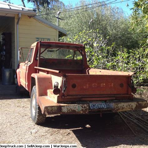 1968 Jeep Gladiator For Sale 1968 Jeep Gladiator 3