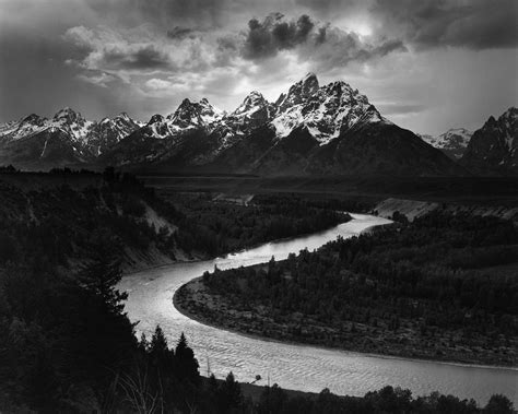 ansel adams in the fragile waters photographs by ansel adams ernest h brooks ii and dorothy kerper monnelly
