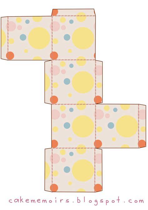 cupcake box templates cake ideas and designs