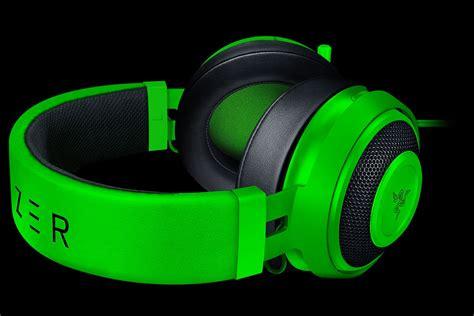 Headset Gaming Razer Kraken Pro V2 Analog Gaming Headset Black razer kraken pro v2 analog gaming headset green oval