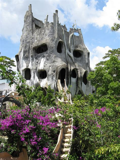 crazy houses incredible photos of crazy house vietnam youramazingplaces com