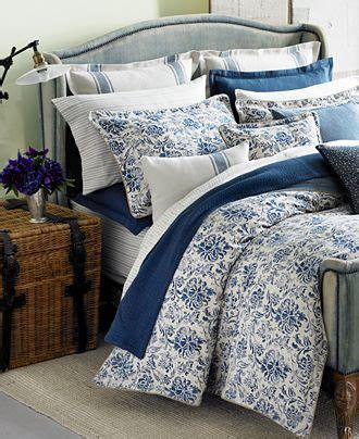 ralph lauren bedding macys lauren ralph lauren home bluff point bedding collection