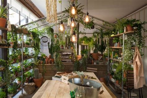 airbnb  pantone create plant filled greenery house