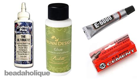 glue for jewelry how to choose the right glue in jewelry