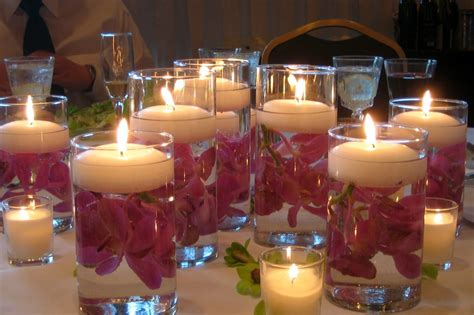 Inspired Wedding Tips And Ideas Money Saving Centerpiece Wedding Candle Centerpieces