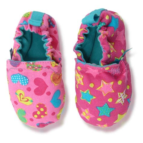 Karpasa Slip On Baby Colour loving our colorful new baby slip ons for