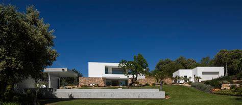 Open Plan House Gorgeous Contemporary Villa In Algarve Portugal By Mario
