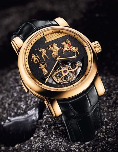 most expensive ulysse nardin watches alux
