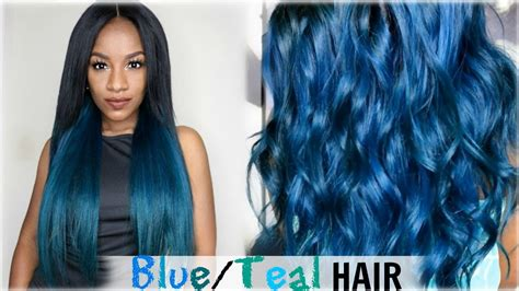 aqua hair color how to aqua blue teal hair color cexxy hair aliexpress