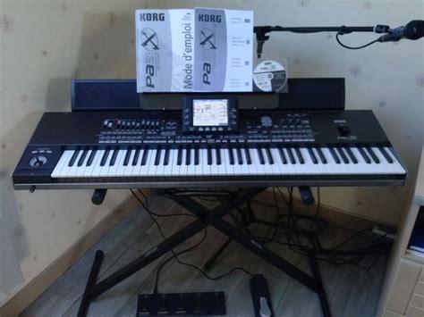 Keyboard Korg Pa Series Korg Pa3x 76 Image 850943 Audiofanzine