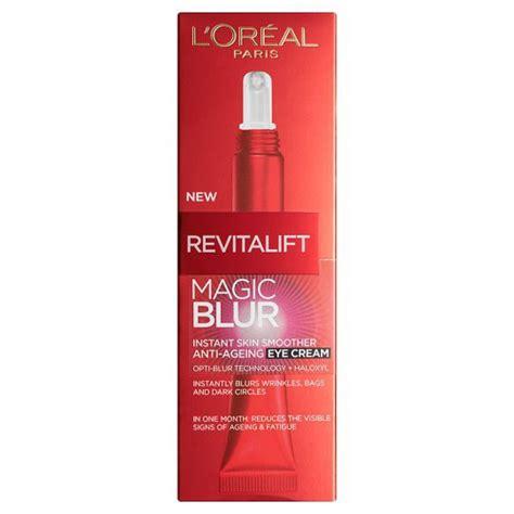 Loreal Magic Blur l oreal l oreal revitalift magic blur instant skin