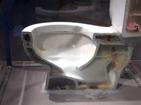 Bathtub Cutaway by American Standard Toilet Bowl Toilet Flushing System